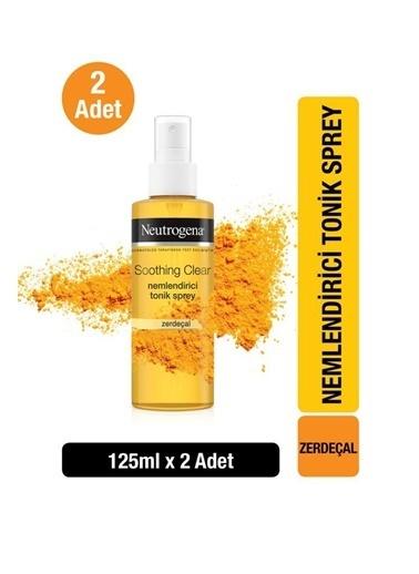 Neutrogena Soothing Clear Tonik 125 Ml X2 Renksiz